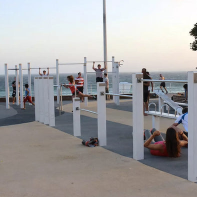 Workout and Tan - The Best Outdoor Gyms In Sydney