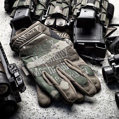 Review: Mechanix Original Gloves