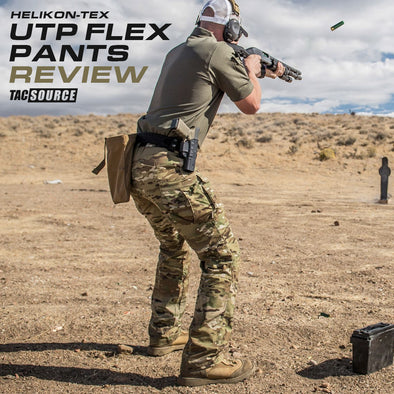 REVIEW: Helikon Tex UTP Pants - Multicam
