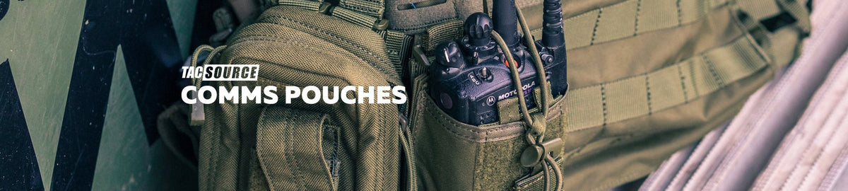 Comms Pouches-TacSource