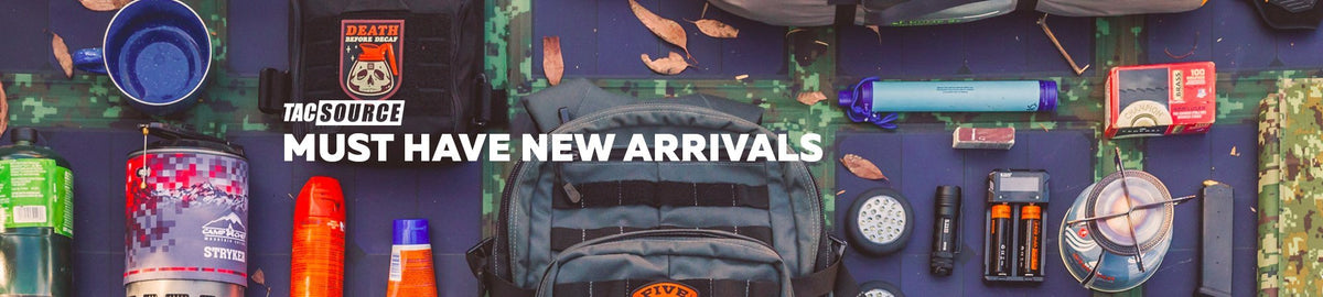 Must Have New Arrivals-TacSource