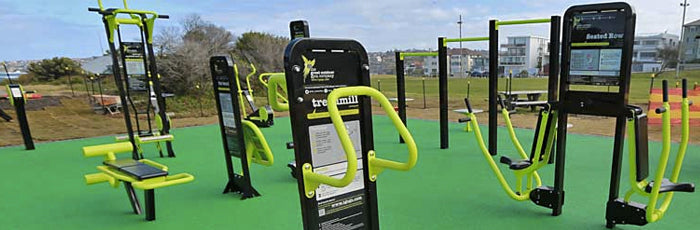 Burrows Park Outdoor Gym