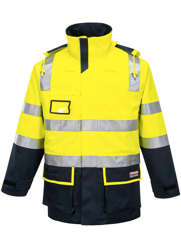 Huski Flame Resistant Flash Jacket - K8154