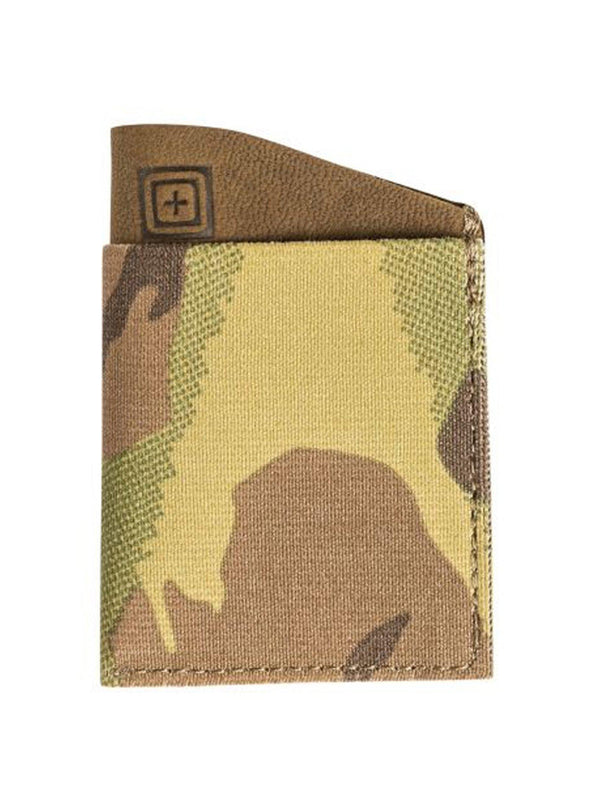 5.11 Tactical Card Wallet - Multicam-5.11 Tactical-TacSource