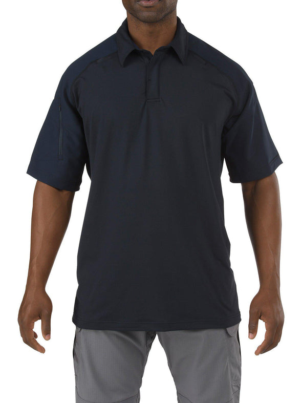 5.11 Tactical Rapid Performance Polo Short Sleeve-5.11 Tactical-TacSource