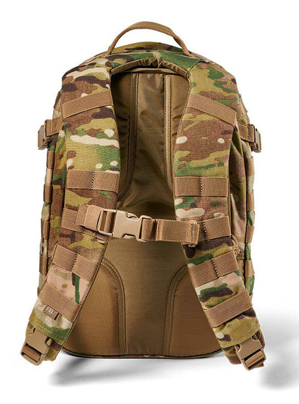 5.11 Tactical RUSH 12 2.0 Backpack - Multicam-5.11 Tactical-TacSource