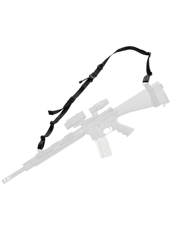 5.11 Tactical VTAC 2-Point Sling - Black-5.11 Tactical-TacSource