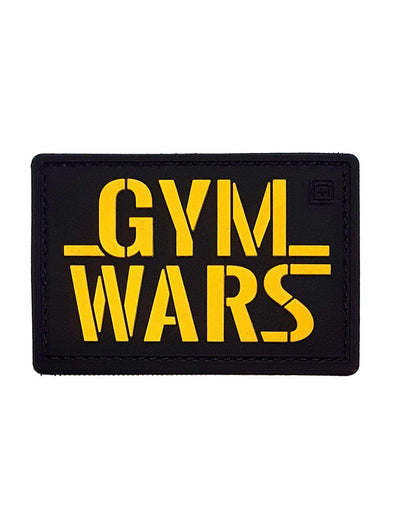 EXCLUSIVE - 5.11 Tactical Gym Wars Patch - February 2021 P.O.T.M.-5.11 Tactical-TacSource