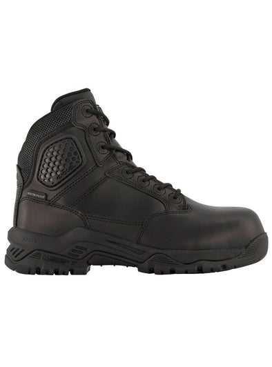 "Magnum Strikeforce 6"" Leather Side Zip CT WP Boot-Magnum-TacSource"