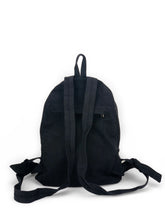 Load image into Gallery viewer, Natural Backpack - Black