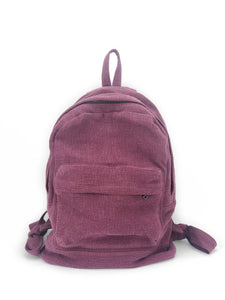 Natural Backpack - Mauve