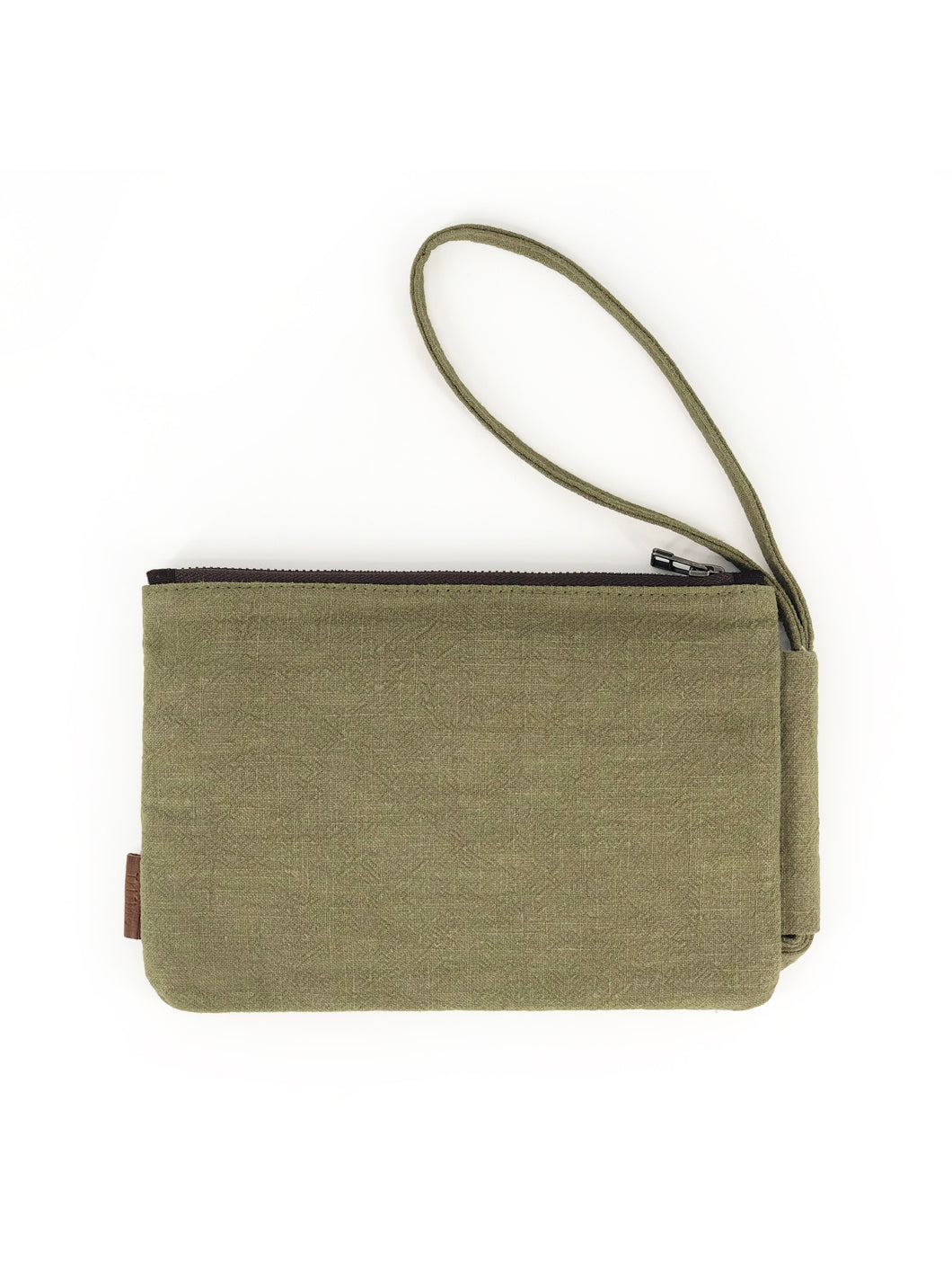 Natural Pouch - Green