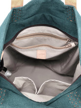 Load image into Gallery viewer, Dreamer Tote - Teal