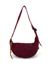 Load image into Gallery viewer, Natural Hammock Bag - Red