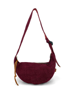Natural Hammock Bag - Red