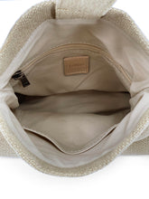 Load image into Gallery viewer, Natural Crossbody Bag - Beige