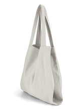 Load image into Gallery viewer, Natural Shopping Bag - Grey
