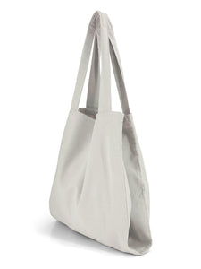 Natural Shopping Bag - Grey