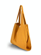 Load image into Gallery viewer, Natural Shopping Bag - Mustard