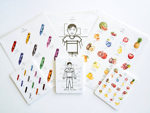 Little Persian learning sets