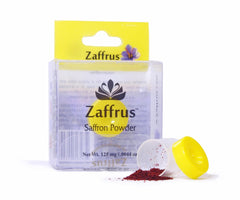 Zaffrus Saffron Powder