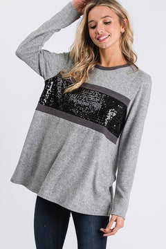 Sparkle and Style Top