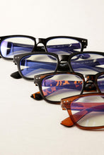 Load image into Gallery viewer, Make a pass at me unisex blue light blocking glasses