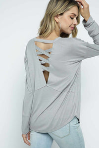 Lattice Back Top