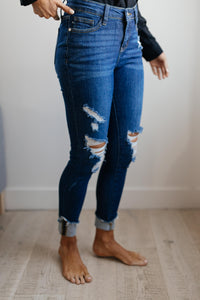All About The Cuff Jeans