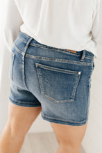 Load image into Gallery viewer, Bring On Spring Denim Shorts