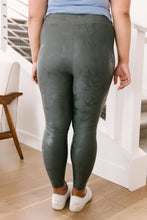 Load image into Gallery viewer, Brush of Metal Leggings