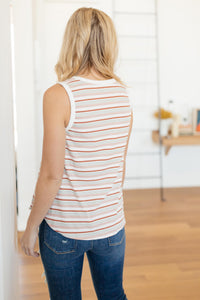 Emery Striped Tank