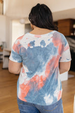 Load image into Gallery viewer, For The Love Of Tie Dye Top