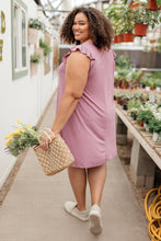 Load image into Gallery viewer, No Worries Dress in Lilac