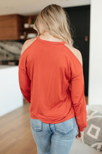 Open Sleeve, Open Mind Top