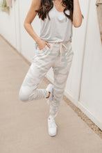 Load image into Gallery viewer, Pastel Meets Camo Joggers