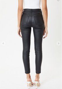 The Night is Young Faux Leather Pants