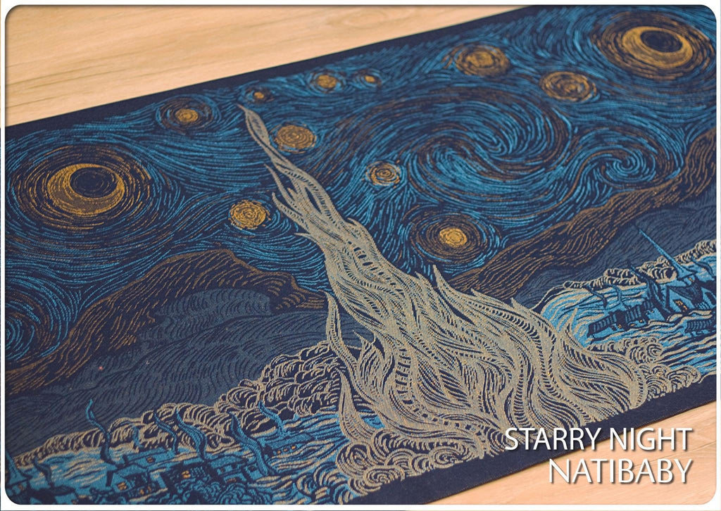 Natibaby Starry Night (Talla 5 - 4.2 m)