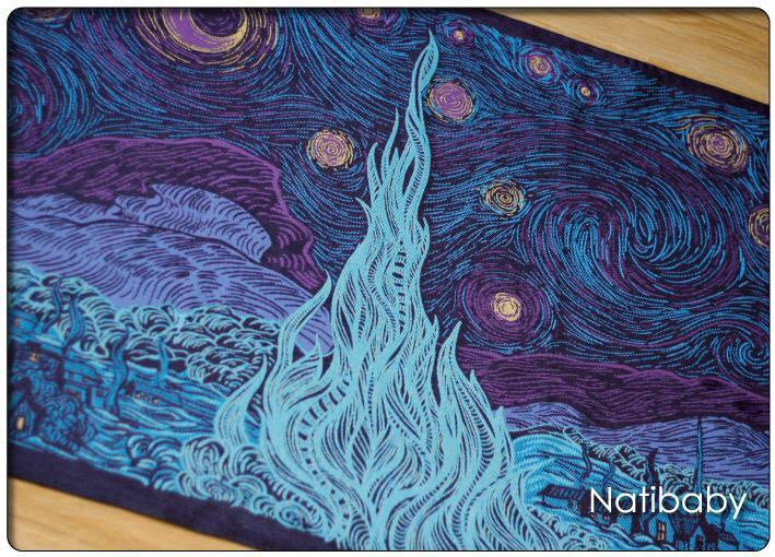 Bandolera Natibaby Starry Night Quaviola