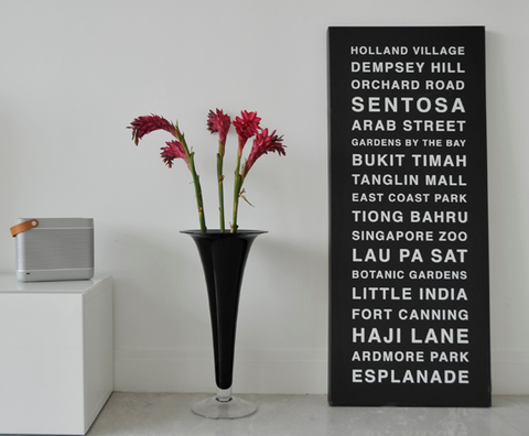 Singapore Destination Canvas