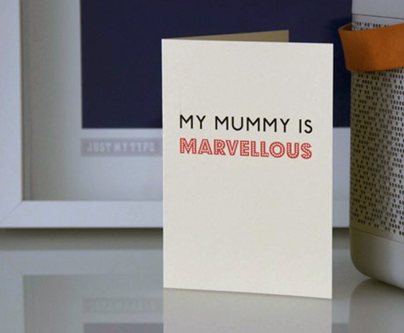 Mummy is Marvellous