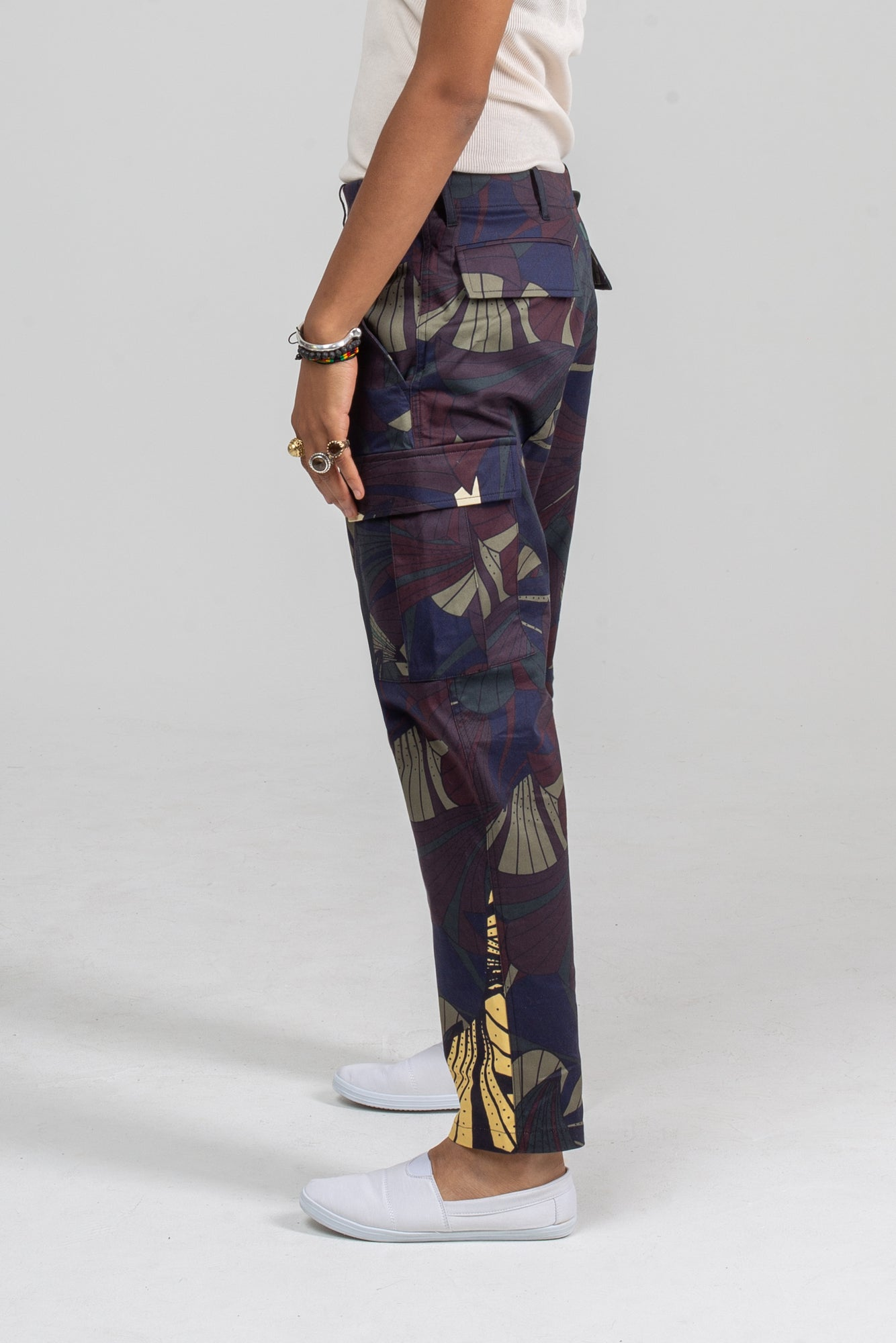 Rooster Cargo Pants | Forest