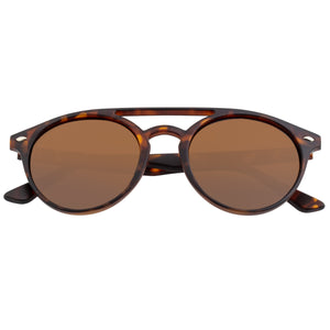 Simplify Finley Polarized Sunglasses - Tortoise/Brown  - SSU122-BN