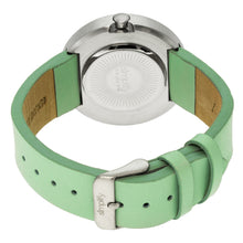 Load image into Gallery viewer, Simplify The 2700 Leather-Band Watch - Seafoam - SIM2705