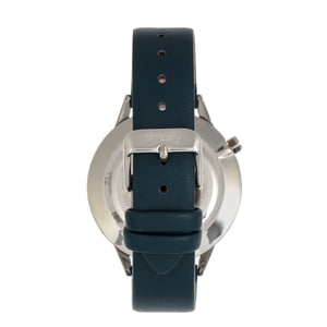 Simplify The 6700 Series Strap Watch - Teal/Silver - SIM6702