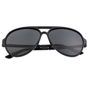 Simplify Spencer Polarized Sunglasses - Gloss Black/Black - SSU120-BK