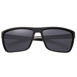 Simplify Dumont Polarized Sunglasses - Black/Black - SSU117-BK