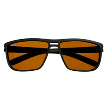 Load image into Gallery viewer, Simplify Barrett Polarized Sunglasses - Black/Brown - SSU124-BK