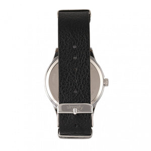 Simplify The 5600 Leather-Band Watch - Black - SIM5602