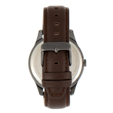 Load image into Gallery viewer, Simplify The 6600 Series Leather-Band Watch - Brown/Black - SIM6603
